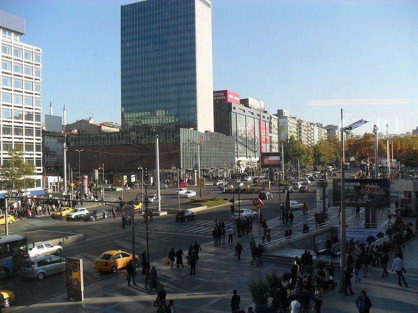 Ankara Kızılay Meydanı