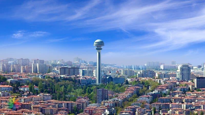 Atakule, Ankara