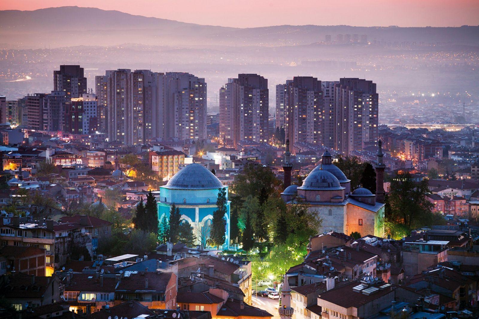 Bursa'ya Ne Zaman Gidilir?