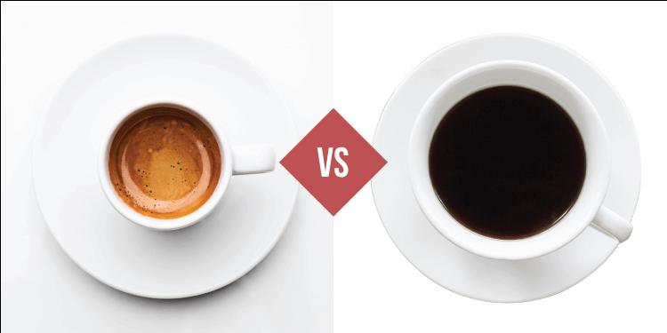 Espresso ile Filtre Kahve Arasındaki Farklar