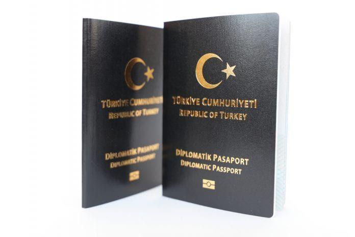 diplomatik-siyah-pasaport nasıl alınır
