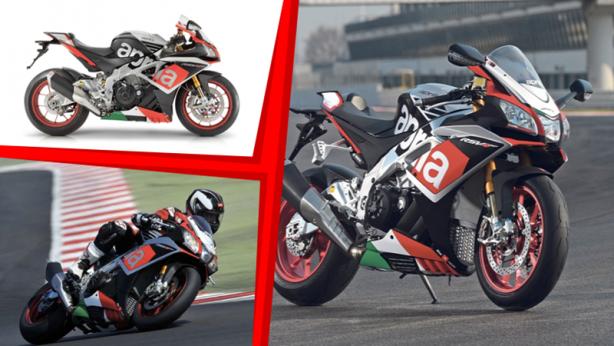 Aprilia RSV 1000 Mille R Yarış Motoru / Dünyanın En İyi Yarış Motorları Hangileri?