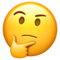 dusunen-emoji