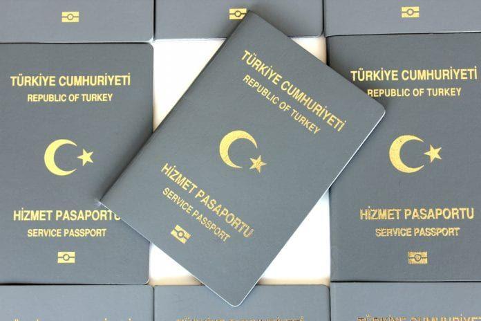 hizmet-gri-pasaport nasıl alınır?