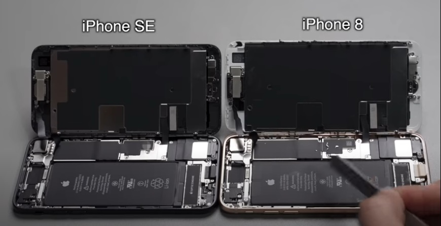 iPhone SE 2020'nin Dayanıklılığı