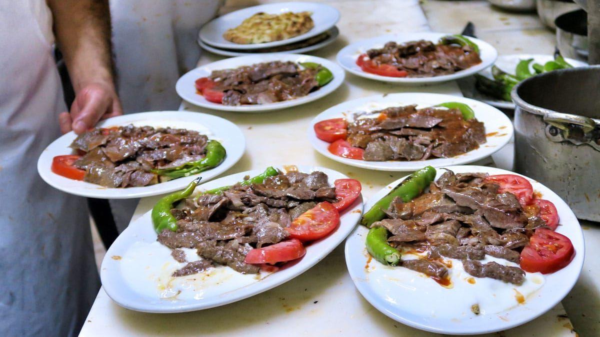 Bursa'da Yeme İçme