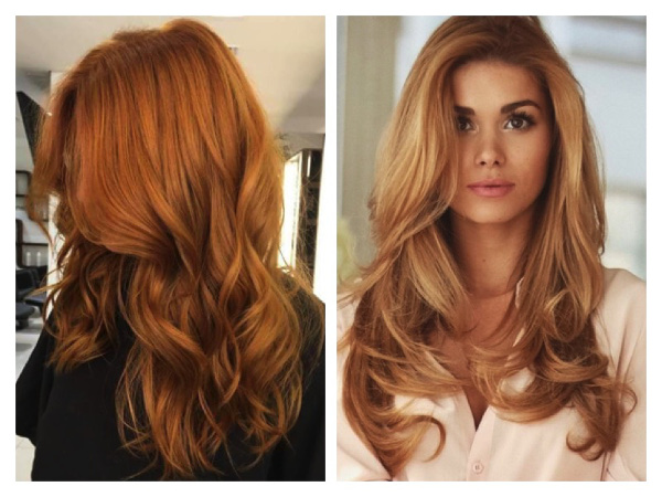 2018 2019 Saç Renkleri Bayan Karamel Saç Renkleri