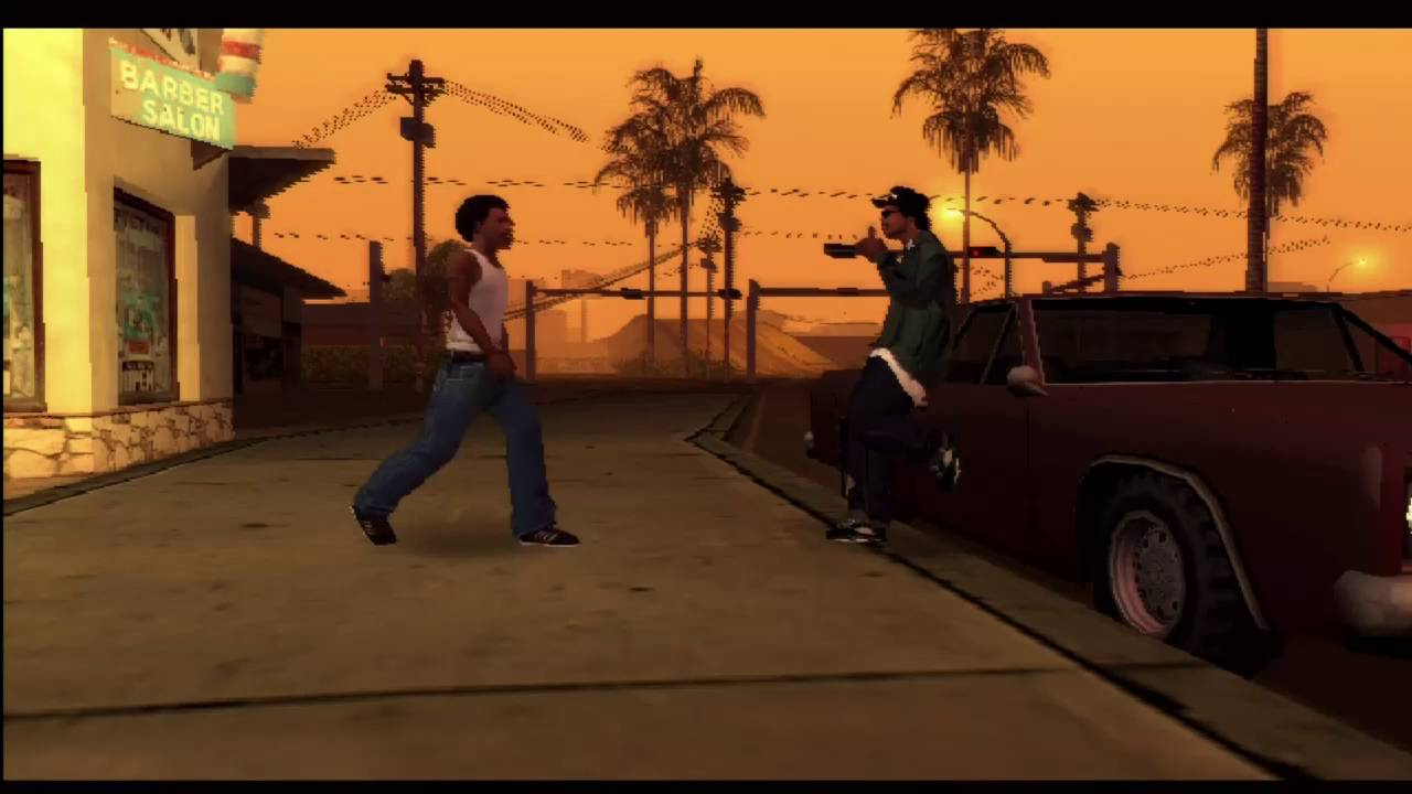 GTA San Andreas - 2004