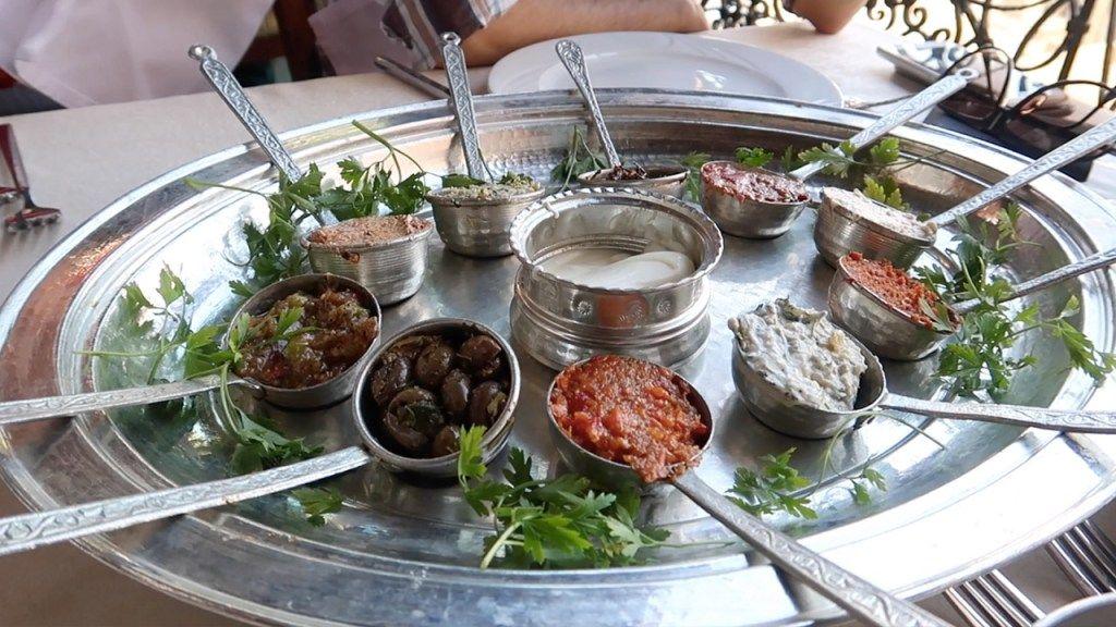 Mardin'in Yöresel Yemek ve Tatlıları