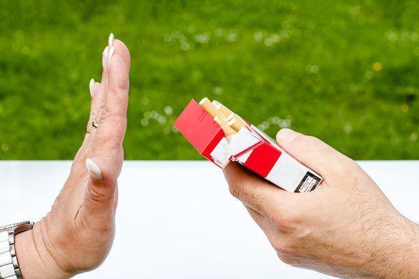 sigaraya hayır
