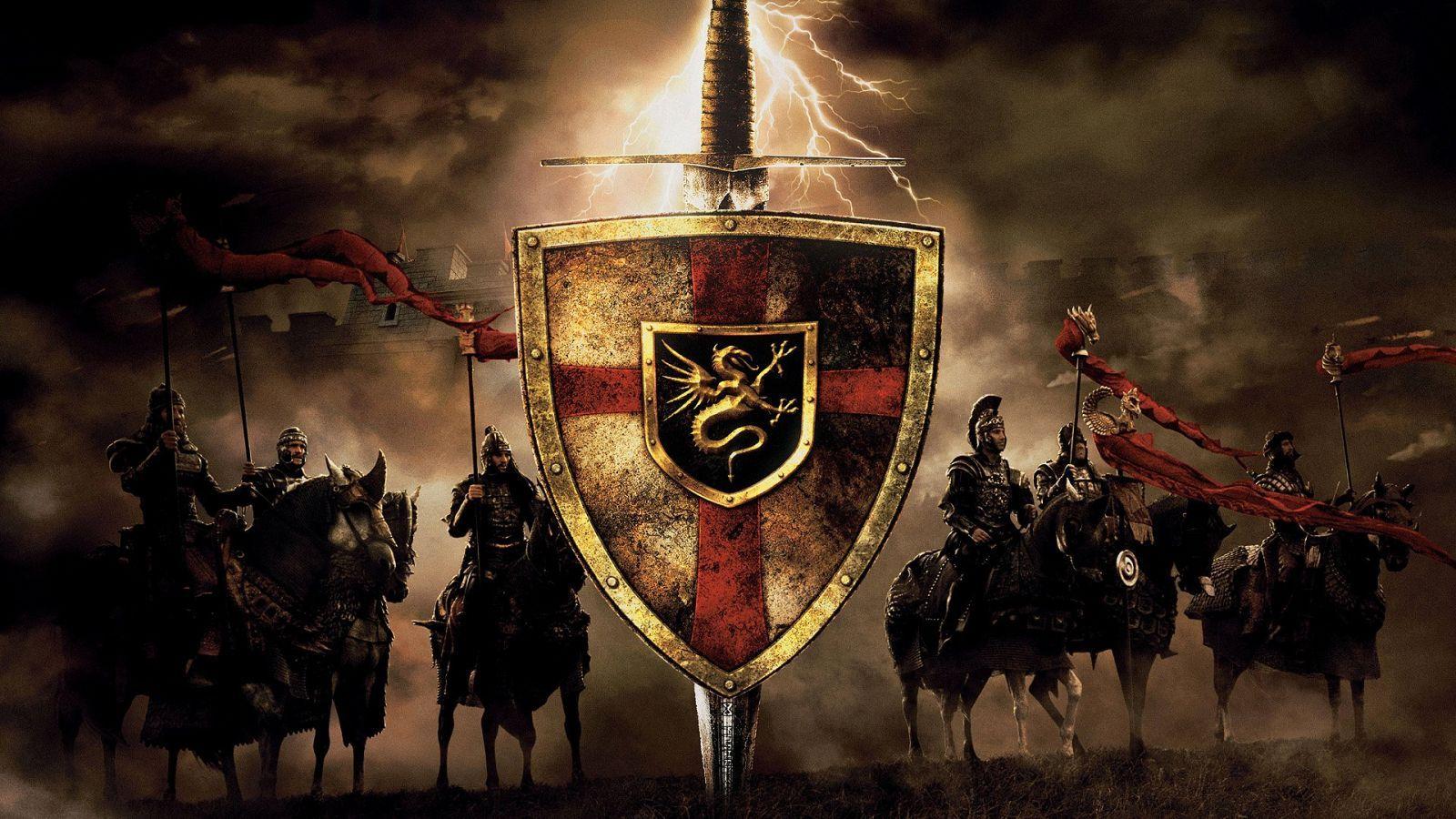 Kral Arthur (King Arthur 2004)