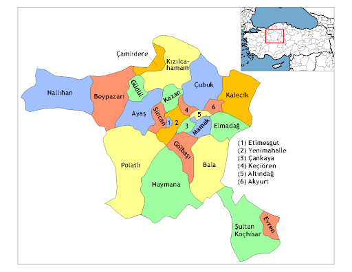 Ankara İlçeleri