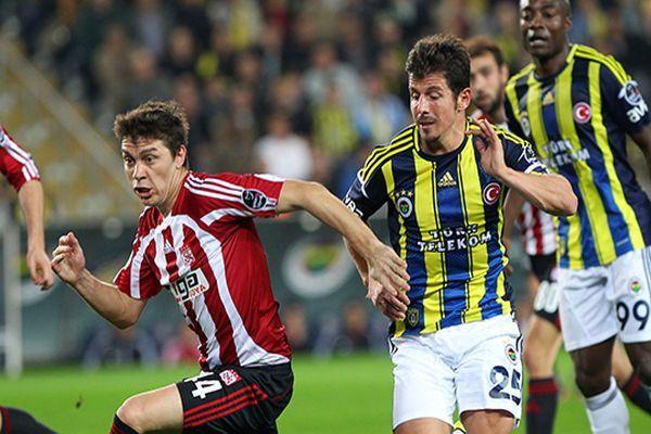 Sivasspor Fenerbahçe maç özeti ve golleri