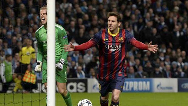 Manchester City 0-2 Barcelona maçı sonucu