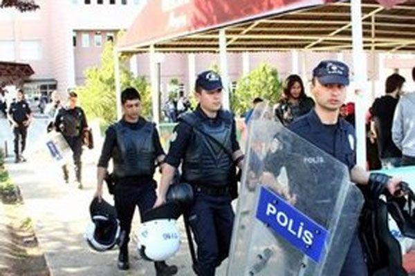 Ondokuz Mayıs Üniversitesi karıştı, 47 öğrenci gözaltına alındı