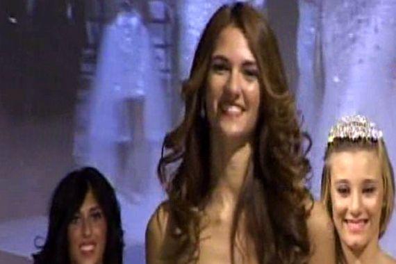Almanya'nın en güzel Türk kızı seçildi