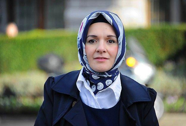 Mahinur Özdemir'den AK Partili vekillere destek