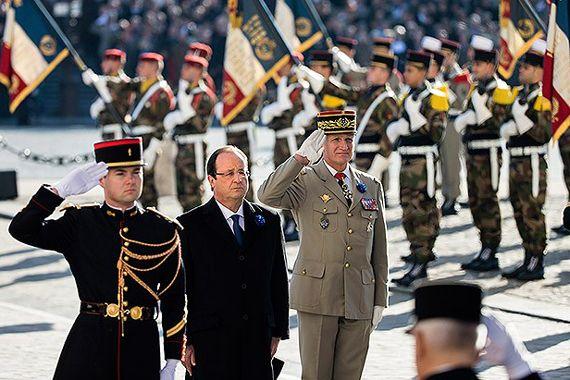 Hollande'a çevre vergisi protestosu