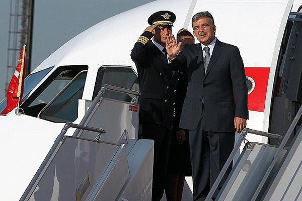 Cumhurbaşkanı Gül 7 yılda 71 ülkeye gitti