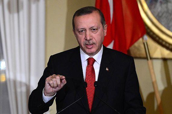 Erdoğan, Diyarbakır'da Barzani ile bir araya gelecek