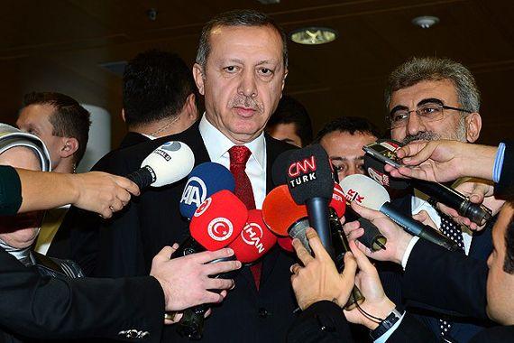 Erdoğan, 'kimsenin özel hayatına müdahale etmedik'