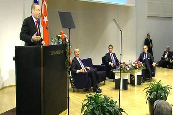 Erdoğan, 'Türkiye bazı AB ülkelerinden daha önde'