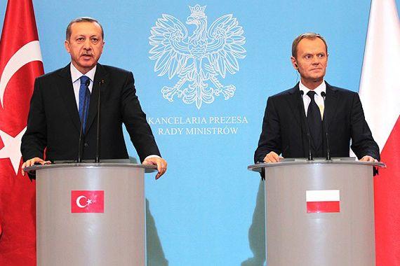 Erdoğan, 'AB konusunda Polonya hep yanımızda oldu'