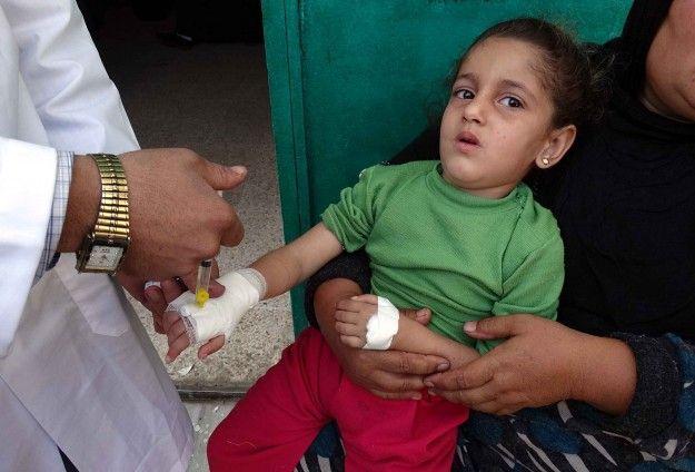 UNICEF ve DSÖ'den rekor aşı kampanyası