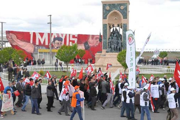 Burası Taksim Meydanı değil