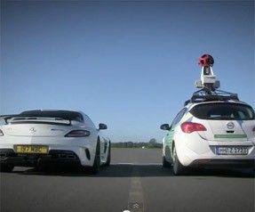 Google ve Mercedes karşı karşıya gelirse