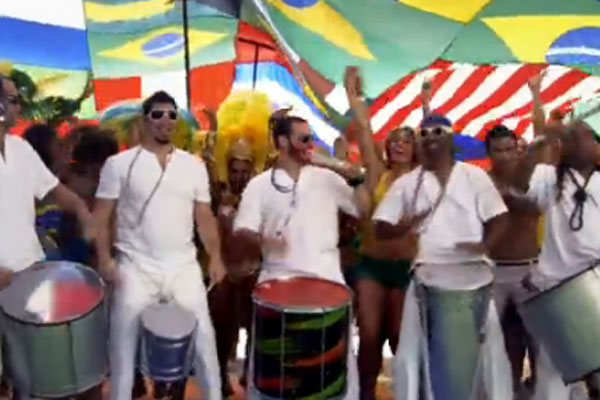 2014 Dünya Kupası resmi şarkısı belli oldu