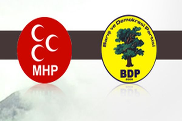 Berzan Tektaş, MHP'den istifa edip BDP'ye geçti