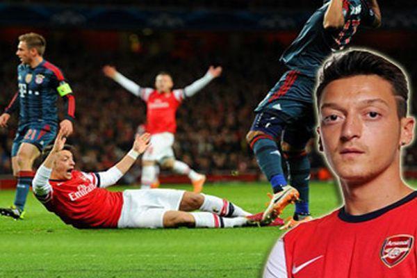 Arsenal Bayern Münih maçı özet ve golleri