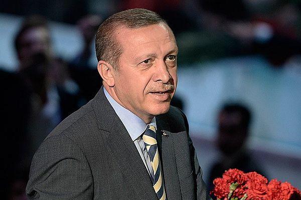 Başbakan Erdoğan seçim sonuçlarını evinden takip etti
