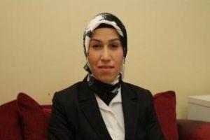 Denizli'de CHP'den ilk başörtülü aday