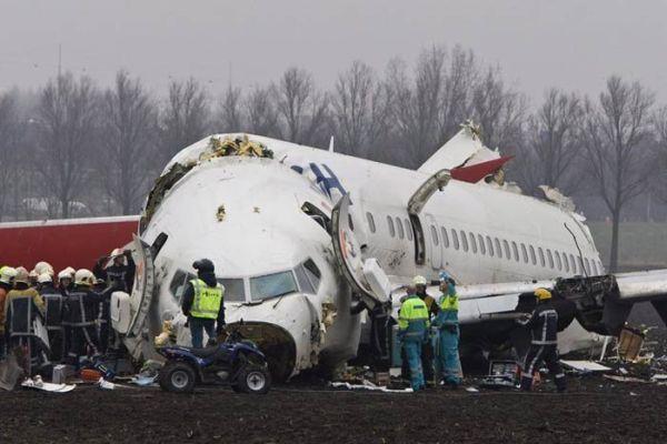 Cezayir uçağı düştü, işte son durum video izle
