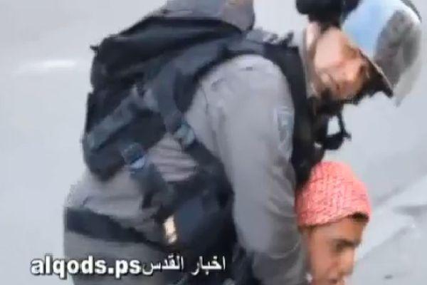 İsrail askerinden bir zulüm videosu daha