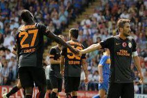 Galatasaray 3 - 0 Elazığspor - maç skoru