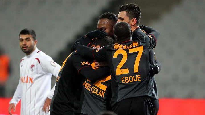 Galatasaray Elazığspor maçının tüm ayrıntıları izle