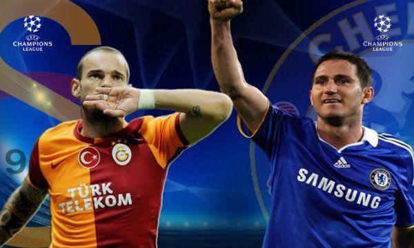 Galatasaray Chelsea maçı ne zaman saat kaçta hangi kanalda