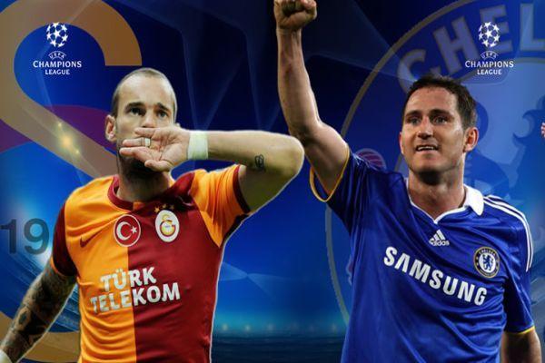 Galatasaray Chelsea maçına özel klip
