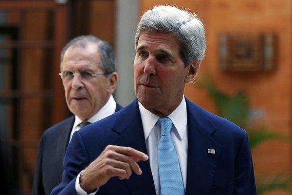 Kerry ve Lavrov'un Münih düellosu