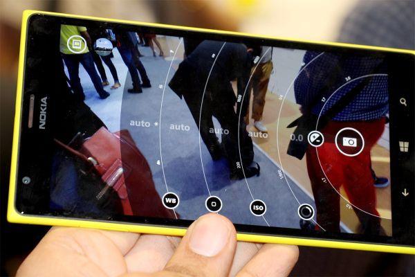 Nokia Lumia 1520 için güncelleme yolda