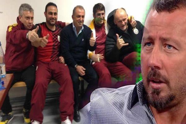 Sergen Yalçın, Galatasaraylıların diline düştü