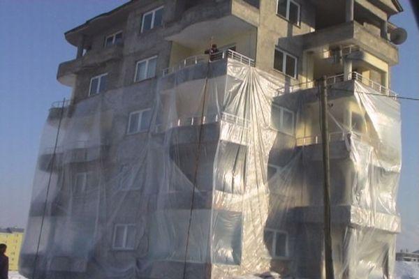 Sibirya soğuklarına inanılmaz önlem