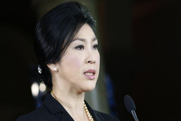 Tayland Başbakanı utancından yerin dibine girdi
