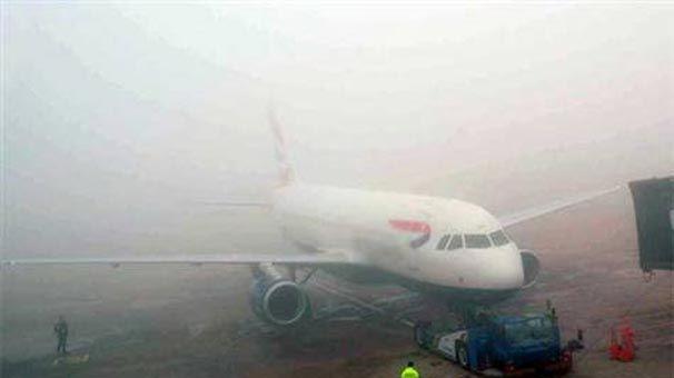 THY'den uyarı, tüm uçak seferlerleri iptal edildi