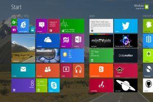 Windows 8.2'de yenilik
