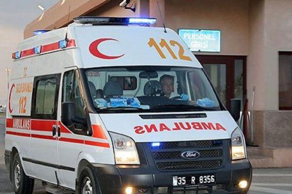 Ahmet Şahinoğlu İzmir'e getirildi