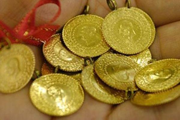 Çeyrek altın 6 lira yükseldi